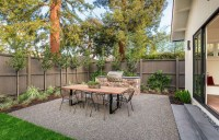 47 Best Gravel Patio Ideas (DIY Design Pictures ...