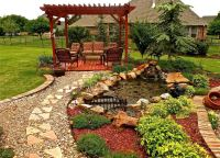 Walkway Ideas on a Budget (Garden & Backyard Designs ...