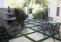 Paving Stone Ideas (Patio & Walkway Designs) - Designing Idea