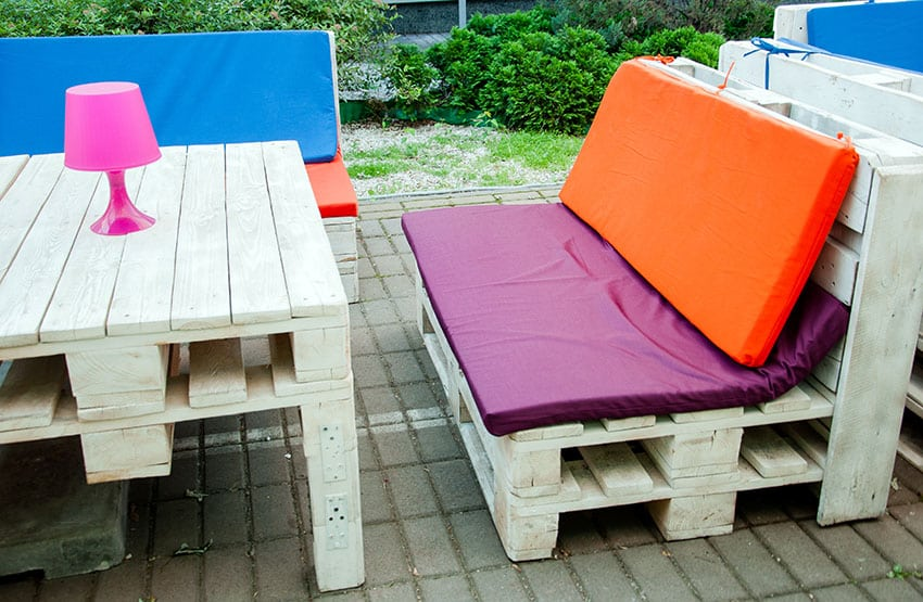 59 Creative Wood Pallet Ideas Diy Pictures Designing Idea