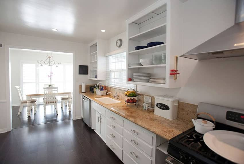 How To Change Kitchen Cabinet Color How To Organize A Small Kitchen - Designing Idea
