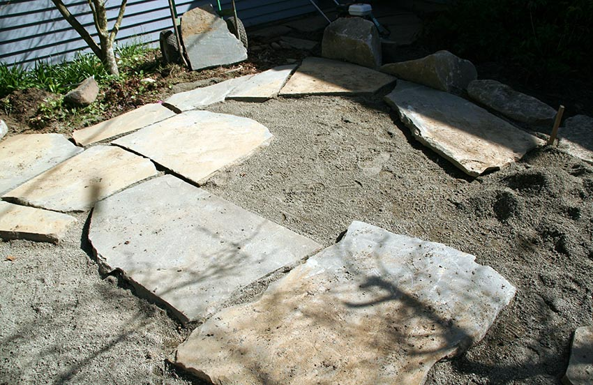 39 Best Flagstone Patio Designs Pictures Designing Idea