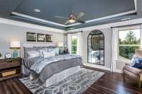 Rooms With Dark Ceilings And Light Walls | www ...