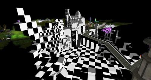 Designer Sim created by Beq Janus, phographed by Wildstar Beaumont