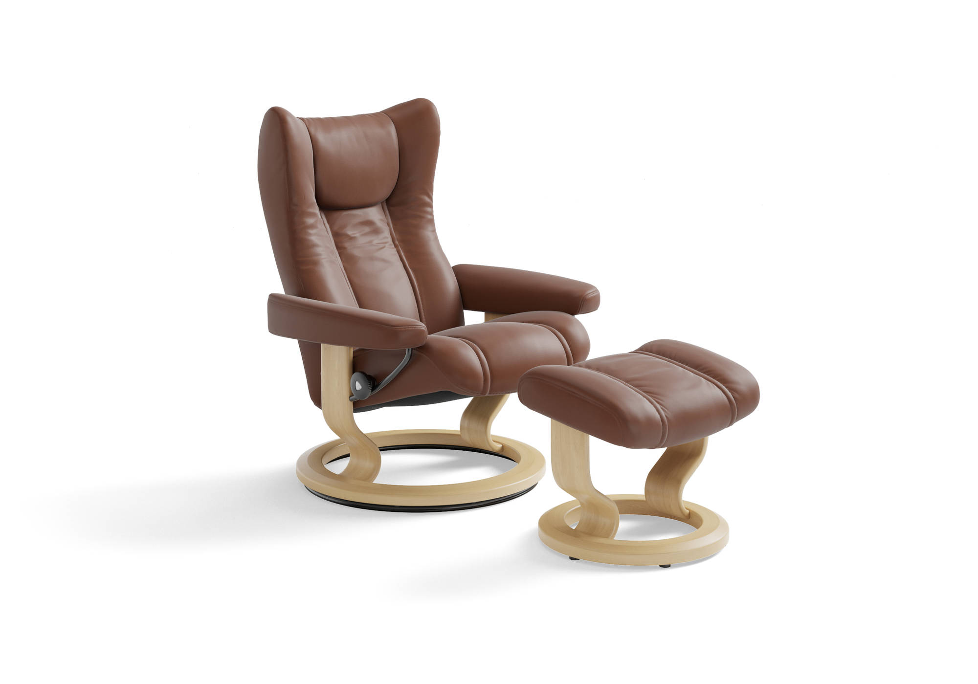 Stressless-world.com Stressless Wing Classic Design Initial