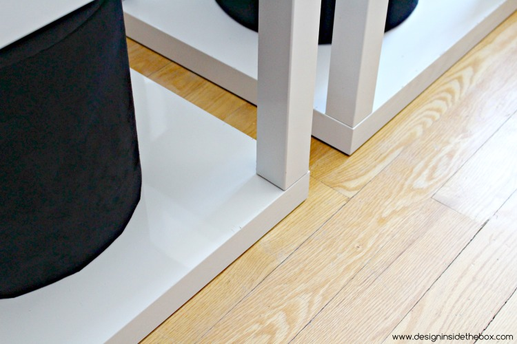 Footstools At Walmart A Coffee Table That's Kid-friendly! · Design Inside The Box