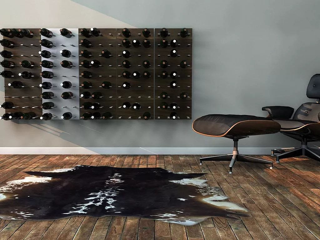 Long Wall Wine Rack Stact Modular Wine Wall Rack Design Is This