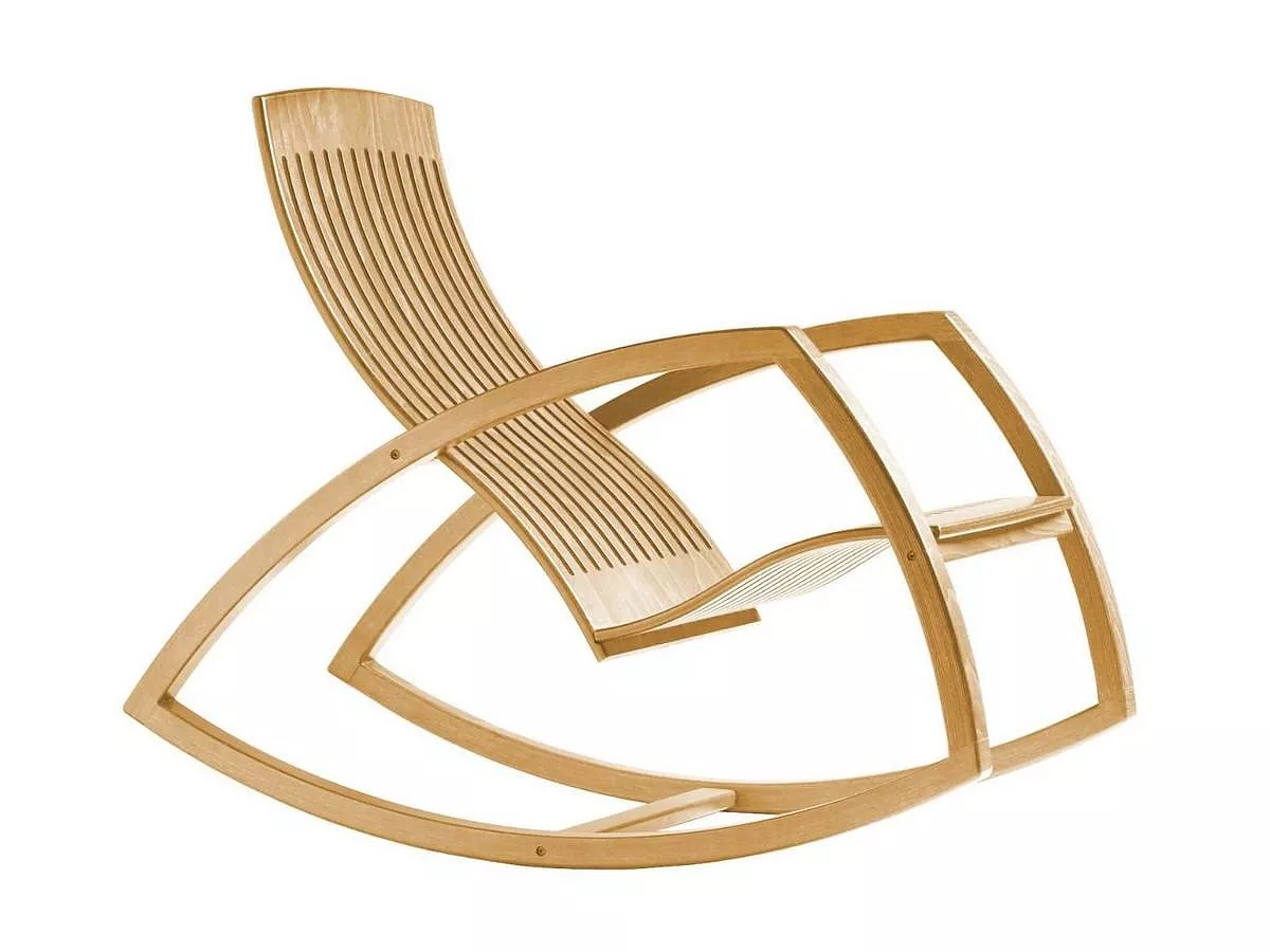 Viva Mexico Chair Gaivota Rocking Chair By Renaud Bonzon Design Is This