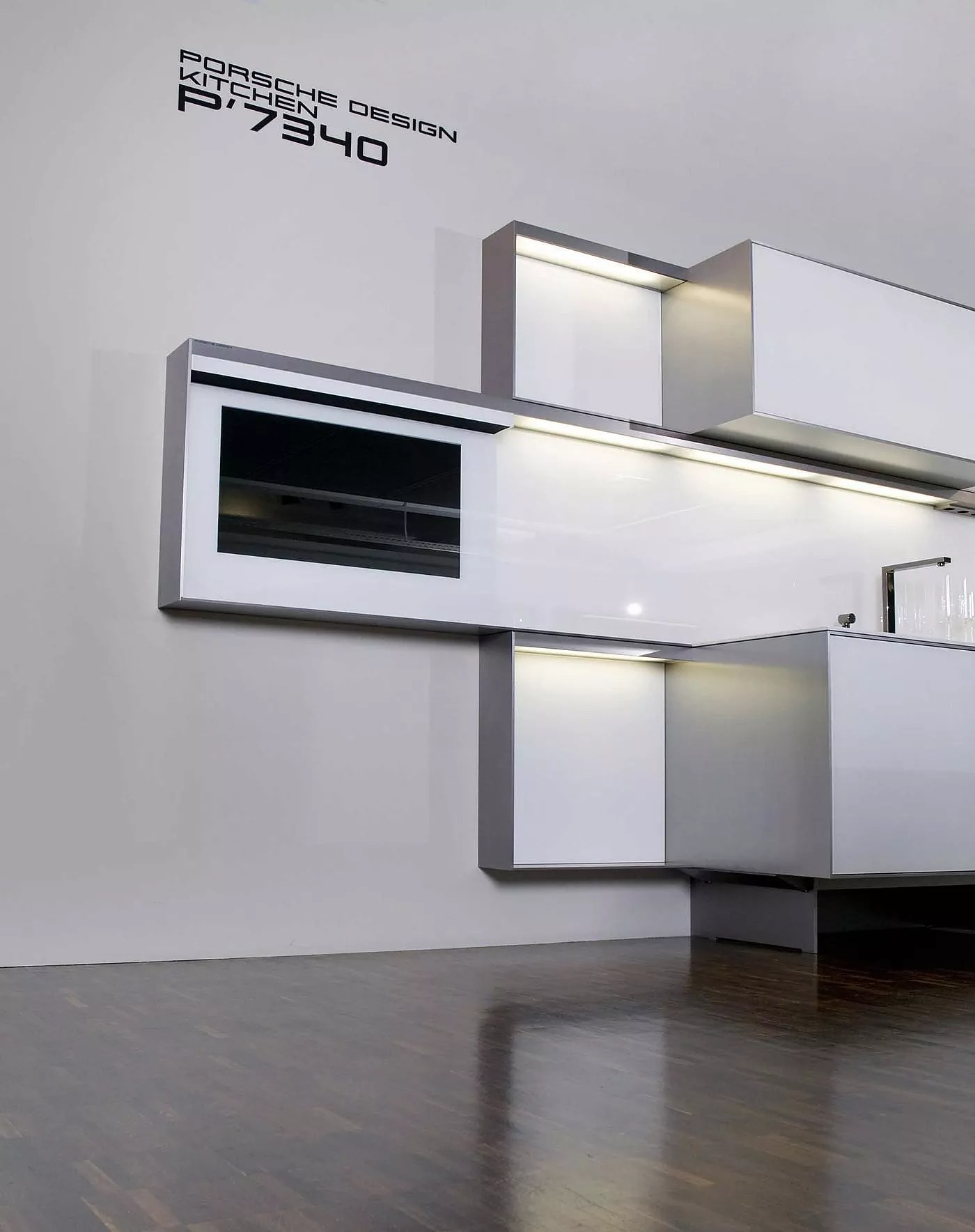 Porsche Design Küche Poggenpohl Poggenpohl Porsche Design Kitchen P7340 Design Is This