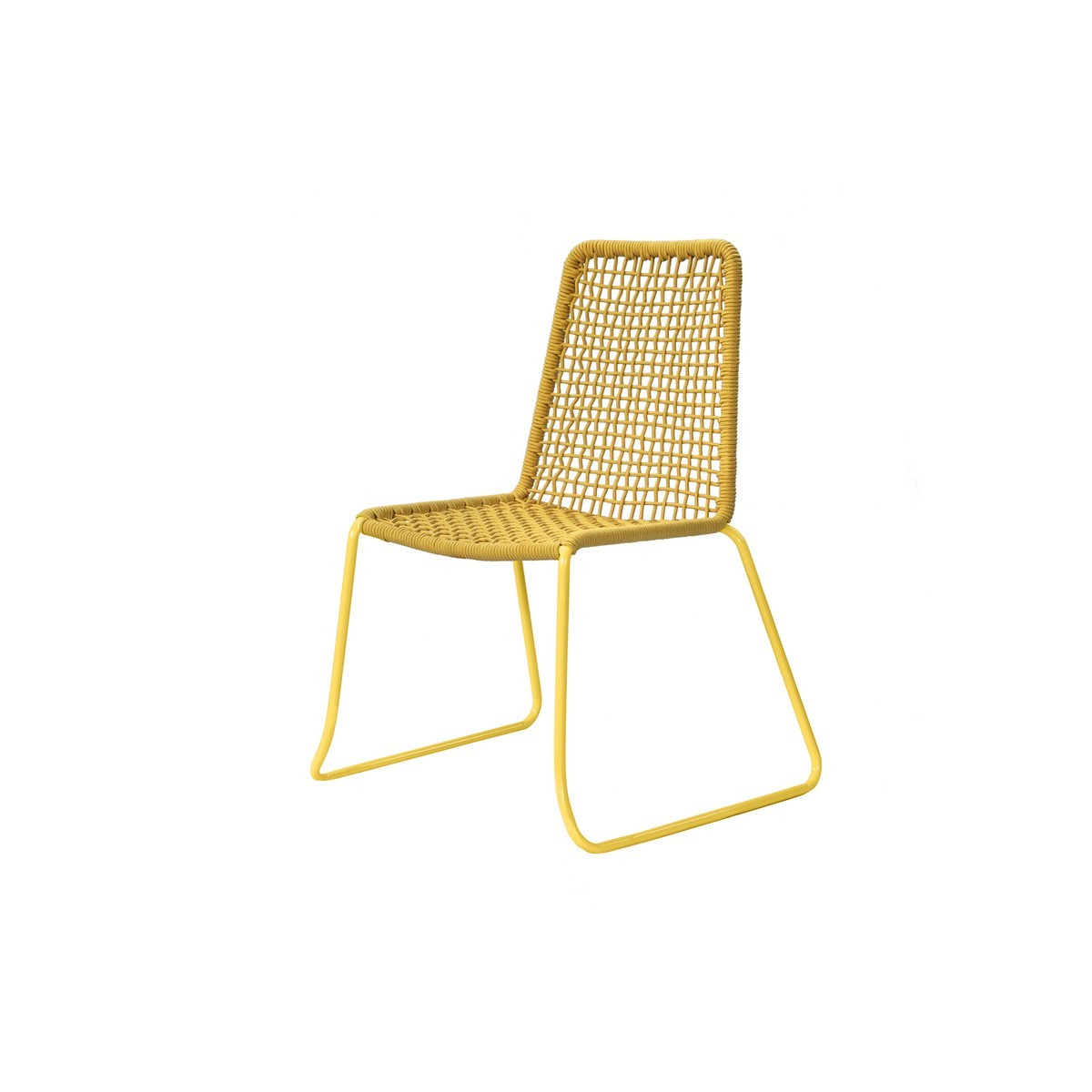 La Redoute Chaises Scandinaves Chaise Jaune