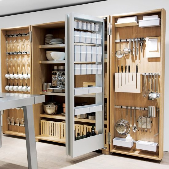 Kitchen designs storage solutions get more in for Kitchen design solutions