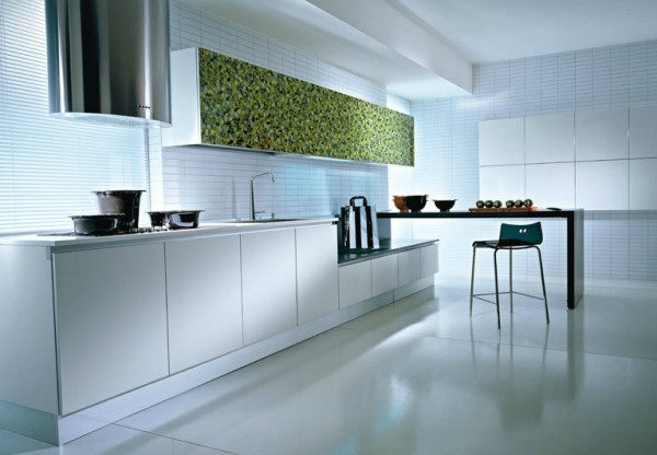 Kitchen Modern Minimalist Furniture Inspiration Interior