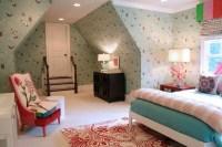 Stylish Teenage Girl Bedroom Ideas  Interior Design ...