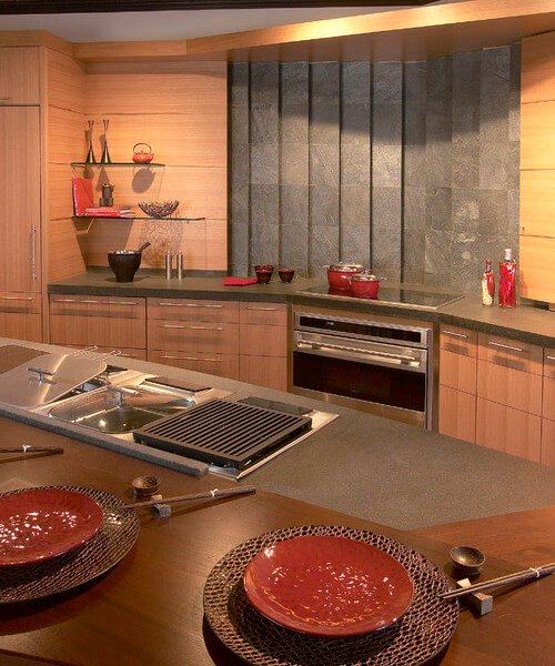 Asian Style Kitchen Ideas Interior Design Design News - Interior Design News