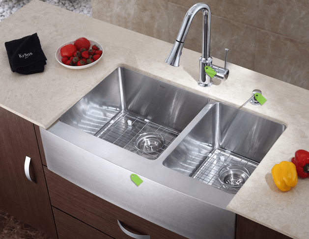 Home inter modern kitchen sinks stainless steel