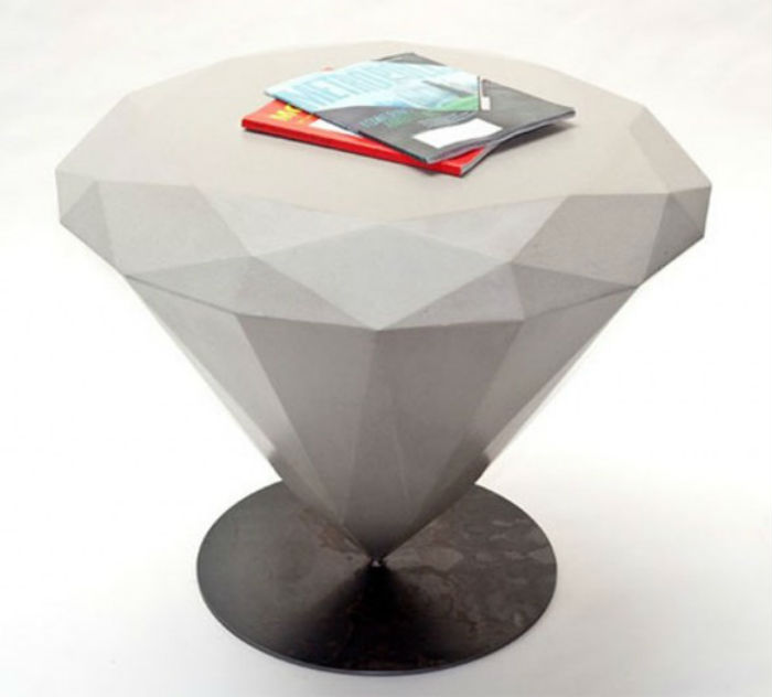 Design Couchtisch Diamond Contemporary Furniture | The Most Desirable Diamond Shaped