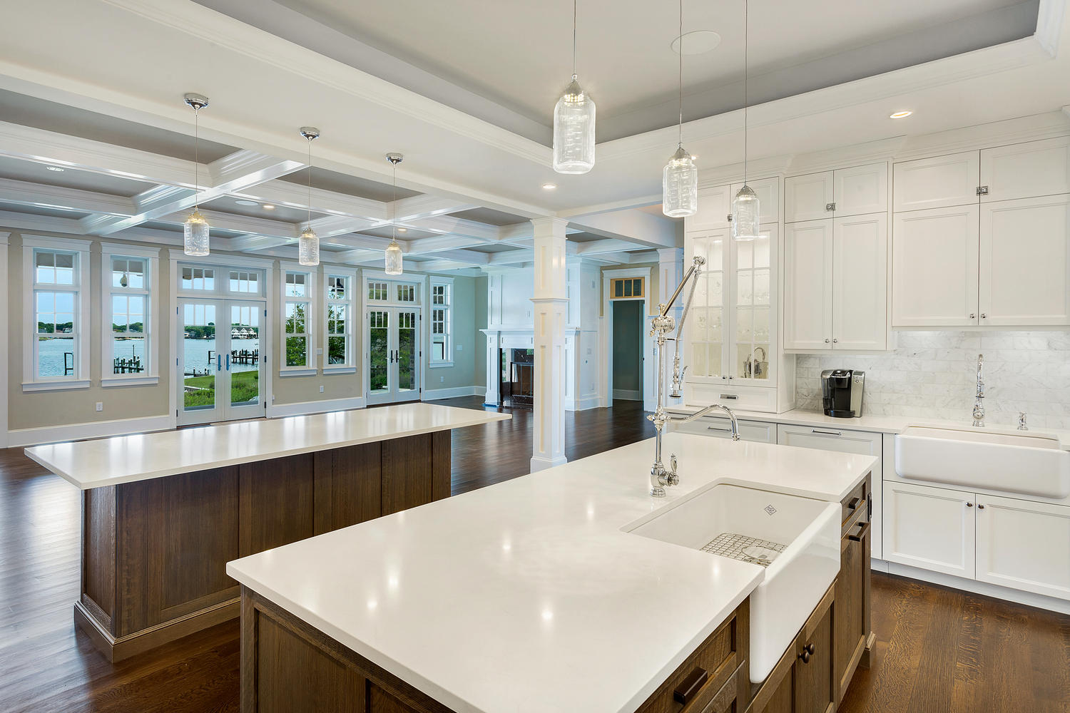 Kitchen Cabinets South Jersey Coastal Dream Kitchen Brick New Jersey By Design Line Kitchens
