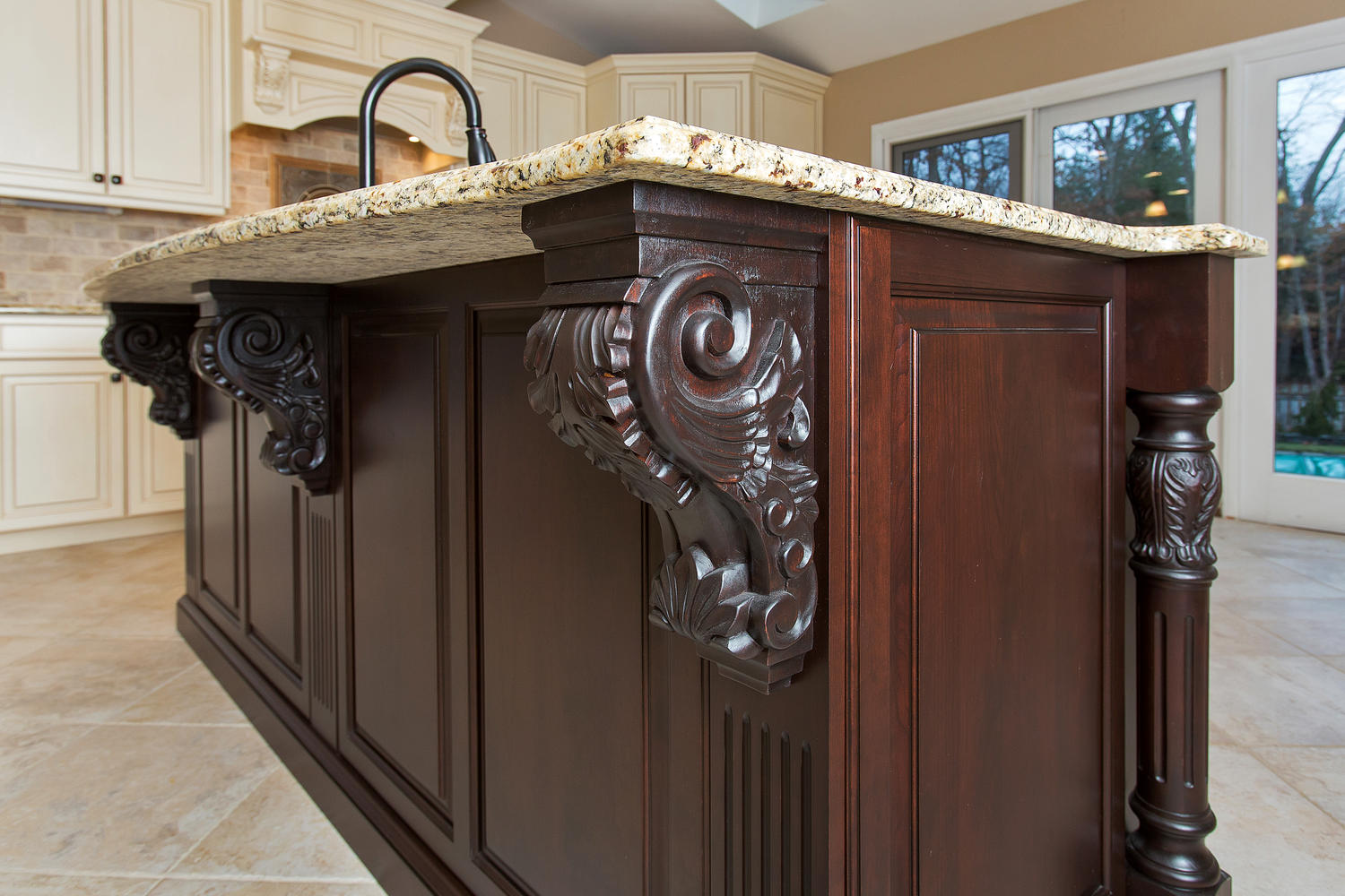Traditional Kitchen Cabinets Toms River New Jersey By Design Line Kitchens