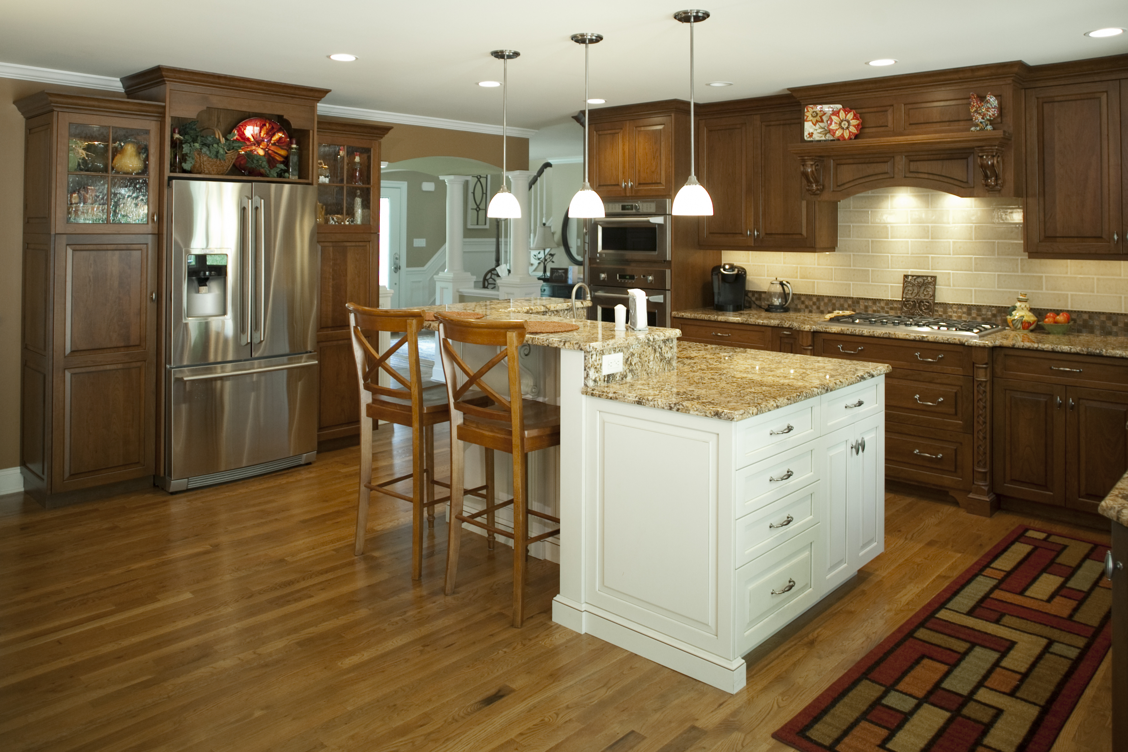 Kitchen Cabinet Refinishing Moncton Solid Wood Kitchen Cabinets Middletown Nj By Design Line