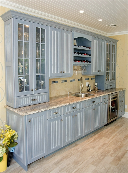 Kitchen Cabinets South Jersey Custom Cabinet Wall Built Ins Brielle New Jersey By Design