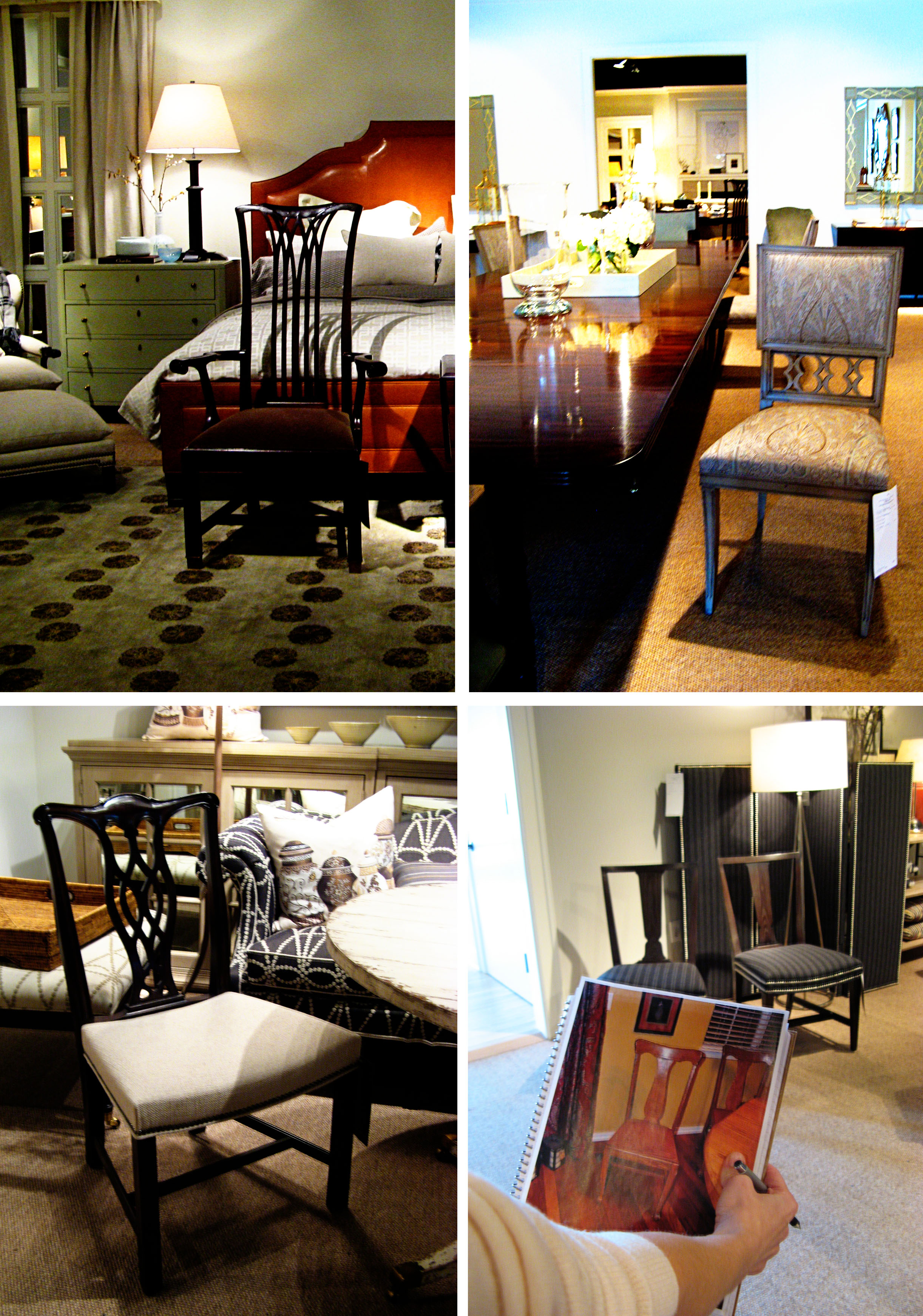 Furniture Market High Point Furniture Market Trend 4 Chairs Take Shape Design
