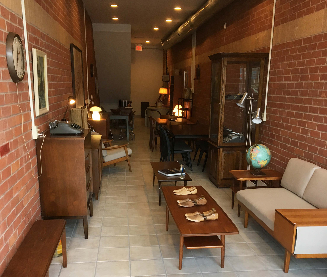What The Vintage Toronto Vintage Mid Century Modern Furniture