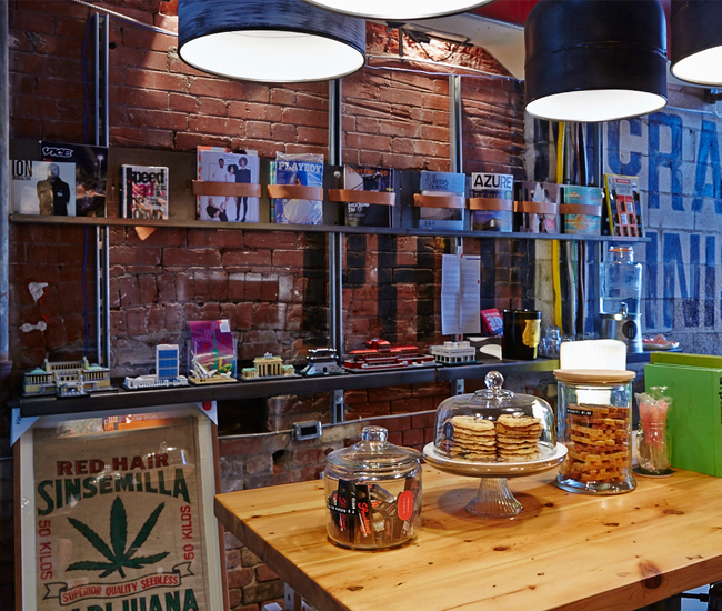 Kitchen Cabinets With Windows Tokyo Smoke Toronto | Cannabis Accessories And Coffee Shop