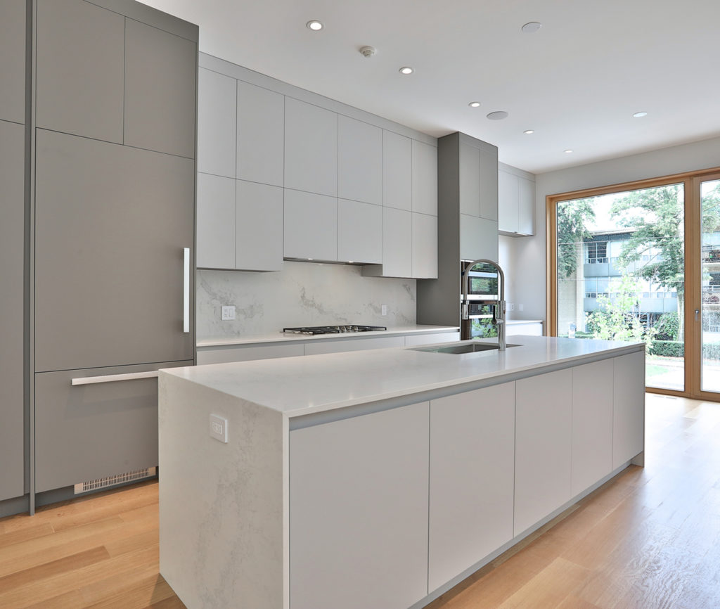 Small Kitchen Design Toronto How Trevisana Kitchens Became A Major Fixture In Toronto Condos