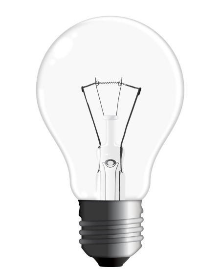 How to Draw a Realistic Vector Lightbulb from Scratch