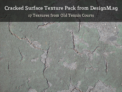 Cracks Texture Pack