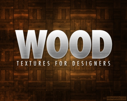 High Resolution Wood Textures for Designers