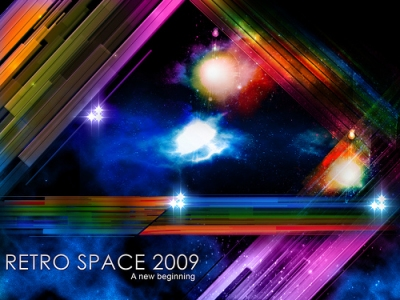 graphic design - space inspiration