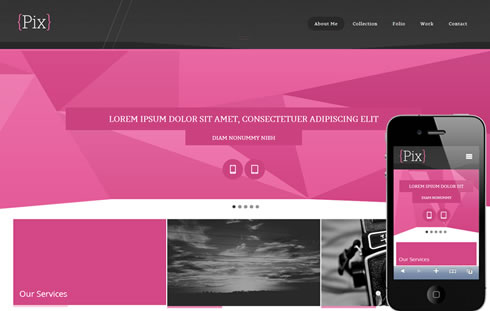 20+ Free Responsive Templates for you to Try