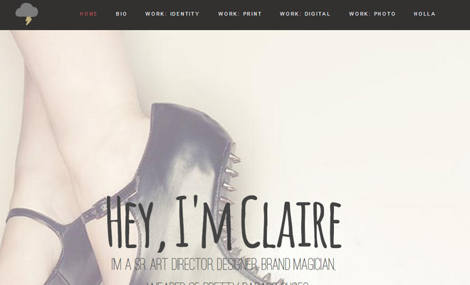 35 Mobile Responsive Portfolio Website Layouts - DesignMag