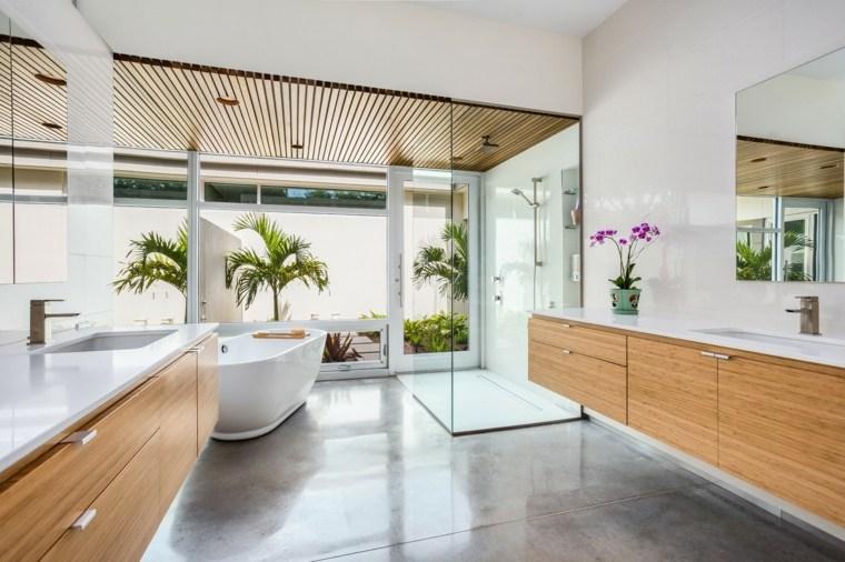 Quelques idées pour la déco salle de bain zen