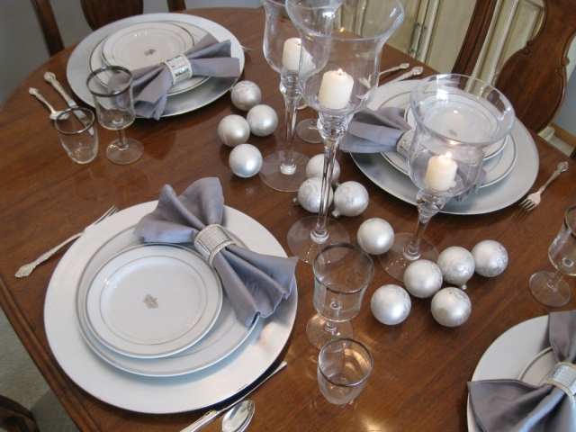 Decoration Nappe De Table Décoration De Table En Hiver: 27 Idées Super Sympas Confort