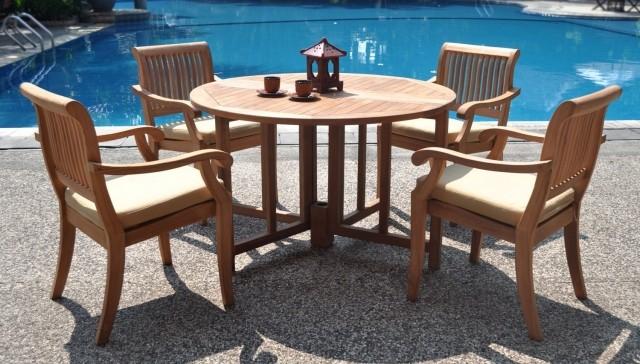 Table Exterieur Quel Bois