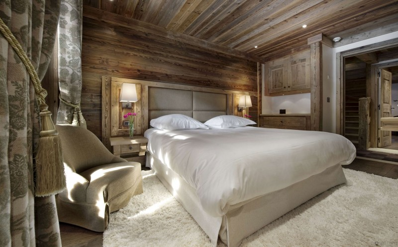 Decoration Interieur Chalet De Luxe Chalet Luxe Les Gentianes 1850 à Courchevel