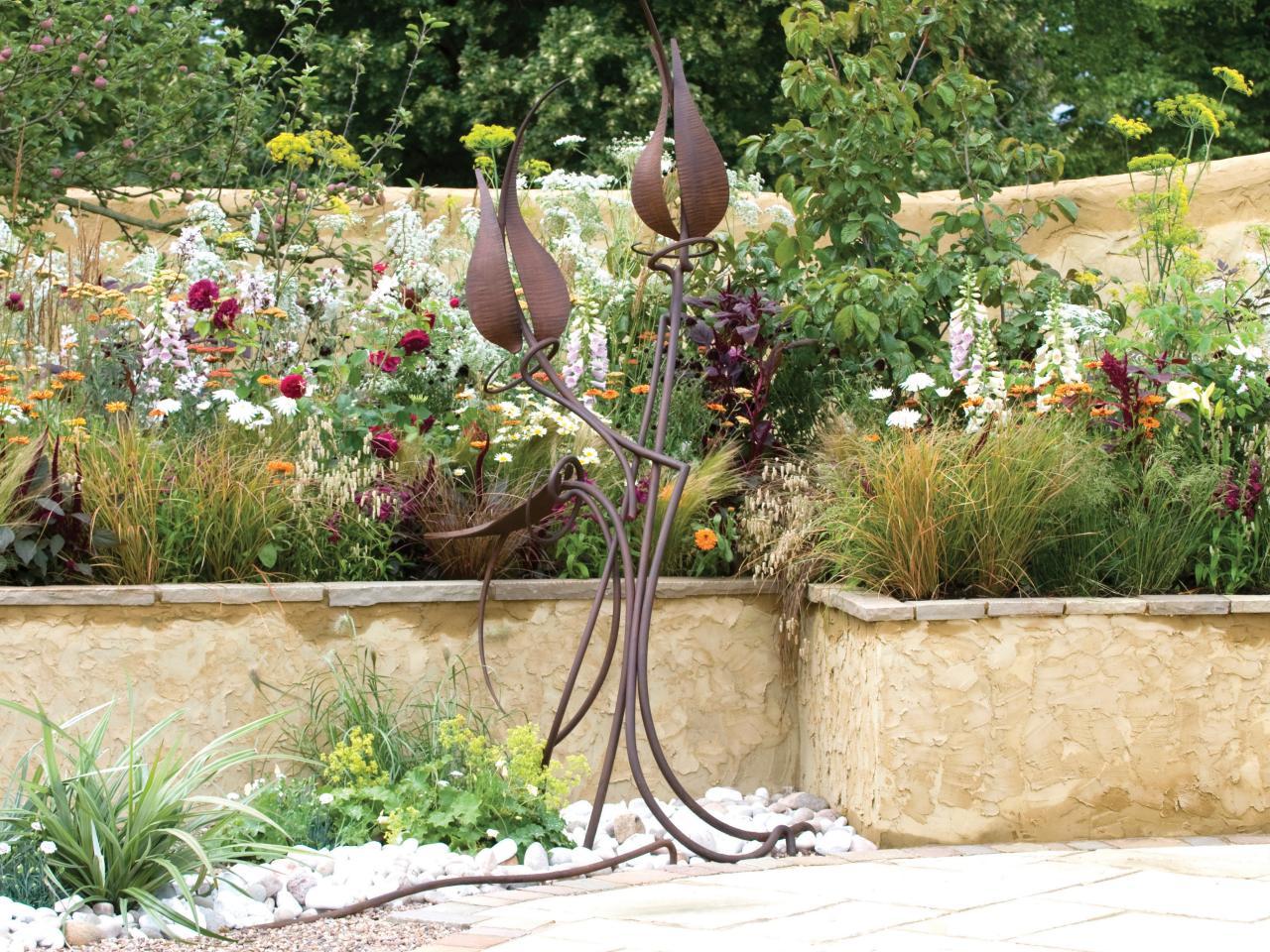 Decoration Pour Jardin | Dcoration Jardin Avec Cailloux Decoration ...