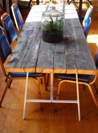 Un meuble pas cher et original en bois de rcup