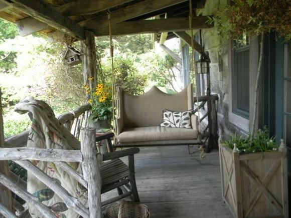 Taille Terrasse Exterieur | Venta De Pot Blanc Rond Avec Poignées - 40 L