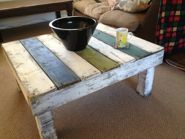 Design Table Basse Pas Cher Table Basse En Palette Diy : Facile Et Pratique