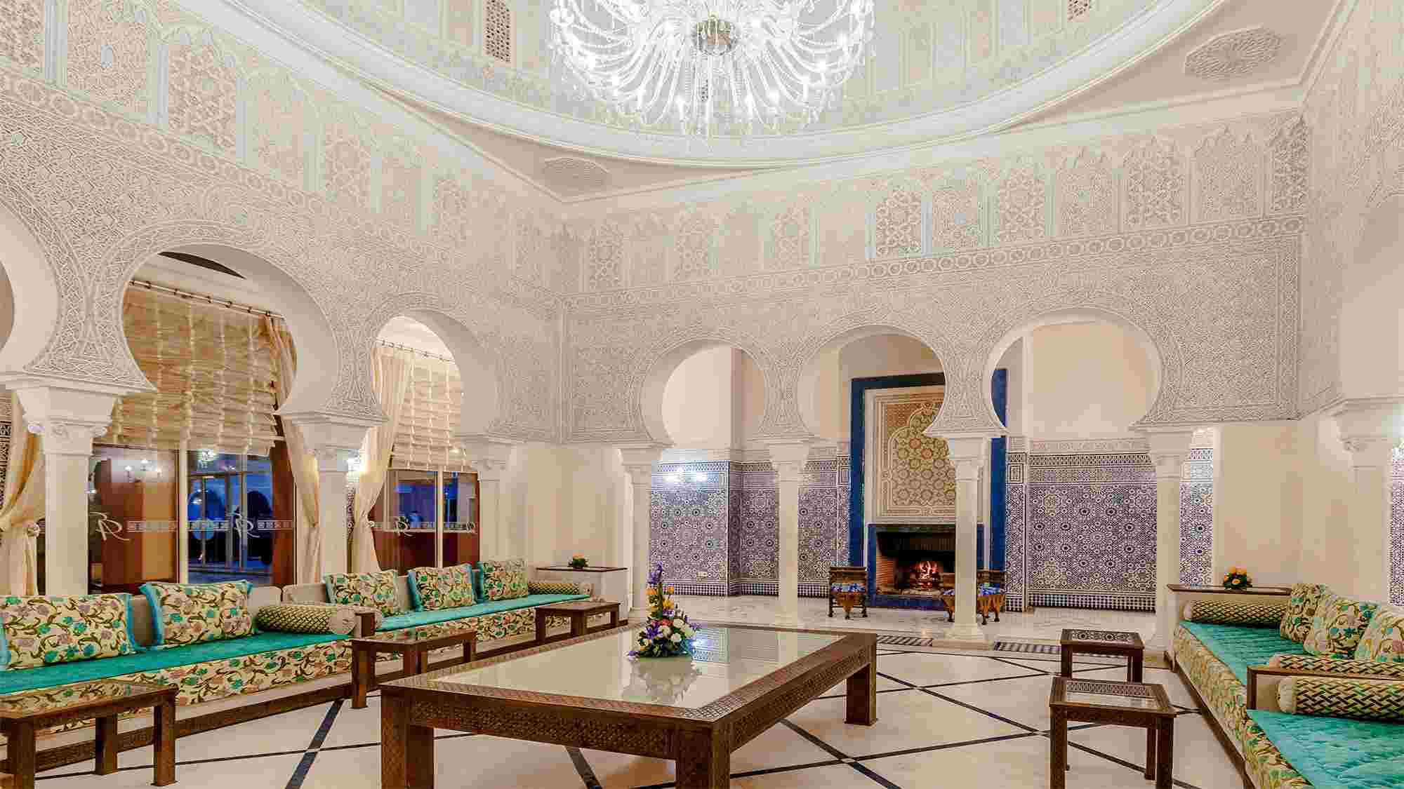 Decoration Arabe Maison Salon Moderne Oriental D 39inspiration Marocaine