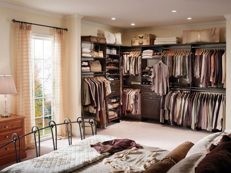 Idee Dressing Chambre