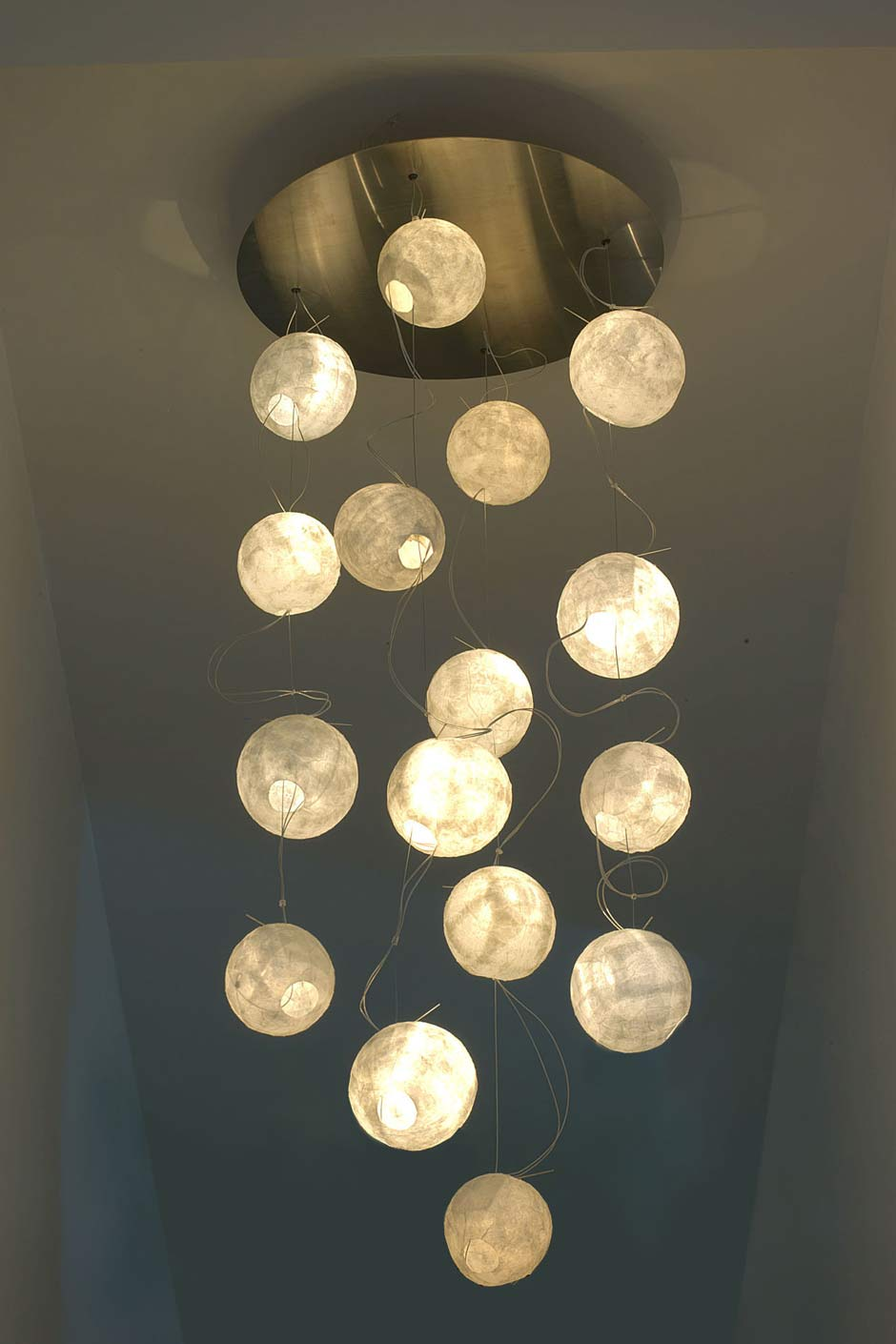 Luminaire Interieur Ikea Suspension En Papier, Suspension Originale, Suspension Design