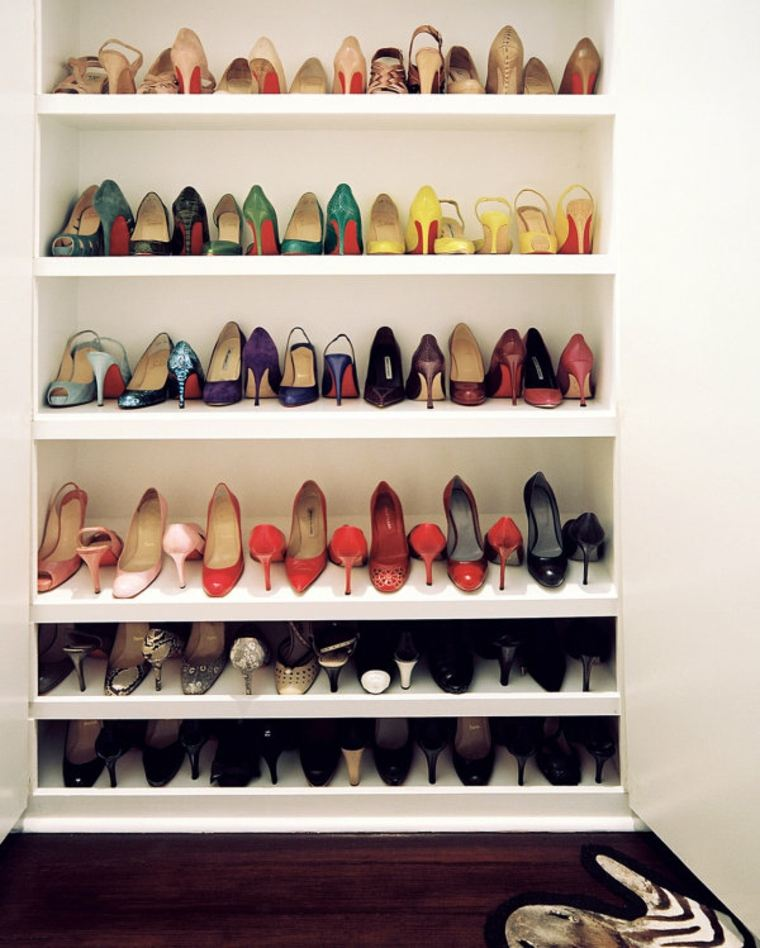 Dressing Chaussures Pas Cher - Dressing Chaussures Tournant