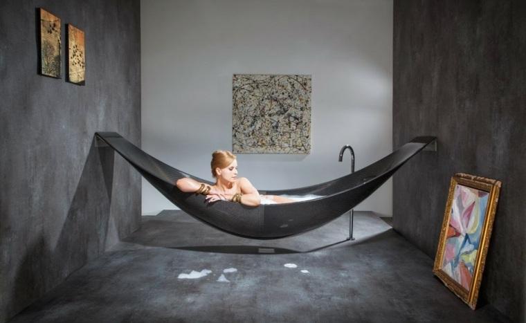 Salle de bain tendance  50 exemples audacieux en noir