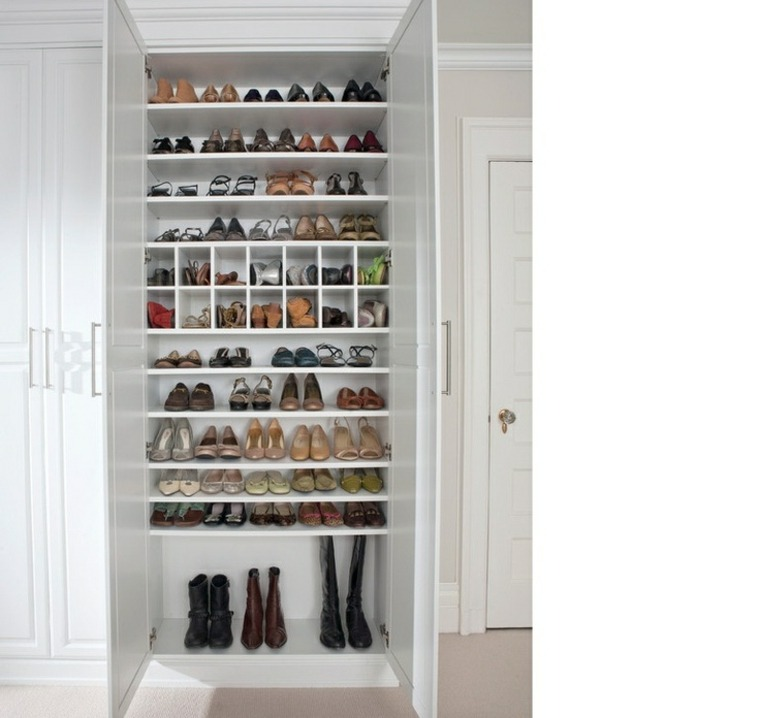 Meuble à Chaussures Gifi Etagere Chaussure Pour Placard