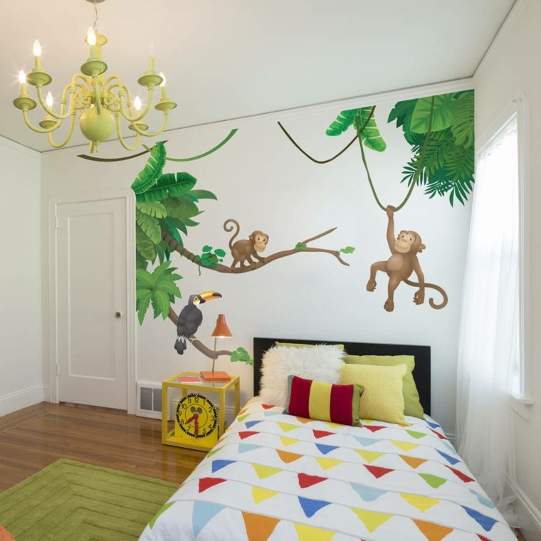Baby Girl Nursery Wallpaper Uk Stickers Muraux Pour D 233 Co De Chambre Enfant En 49 Photos