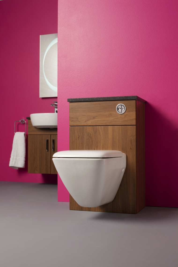 Wc Deco Meuble Toilette : 50 Suggestions De Design Moderne